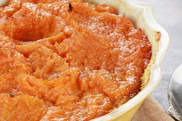 Healthy Sweet Potato Custard Recipe