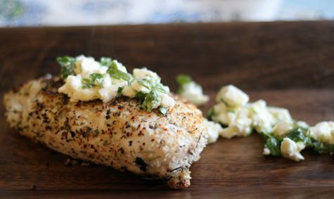 Herb-Crusted_Chicken_with_Feta_Sauce