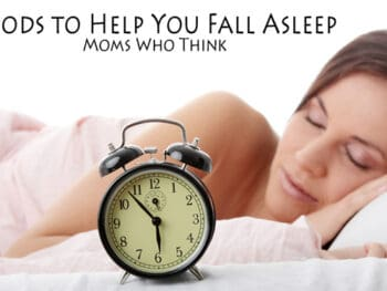 Foods to Help you Fall Asleep