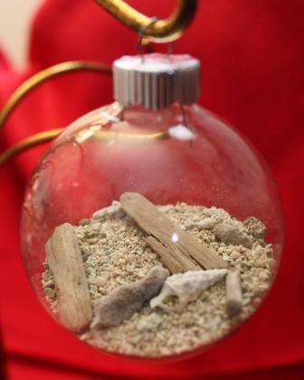 Homemade Christmas Ornament