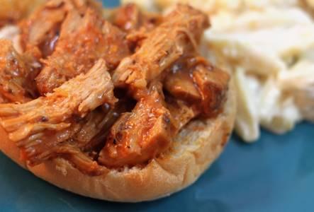 Honey Mustard Pulled Pork
