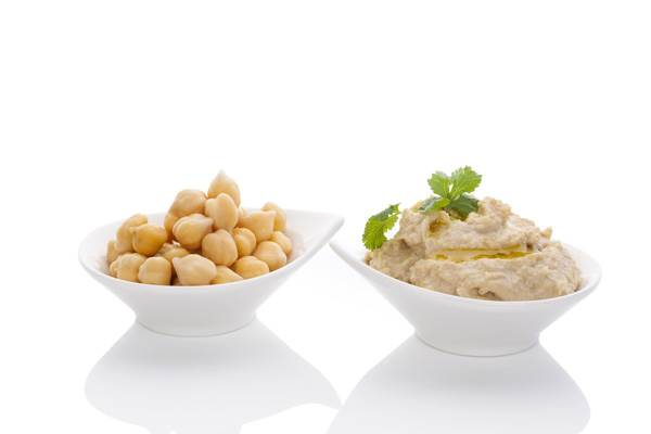 Healthy Hummus Chickpea Dip Recipe