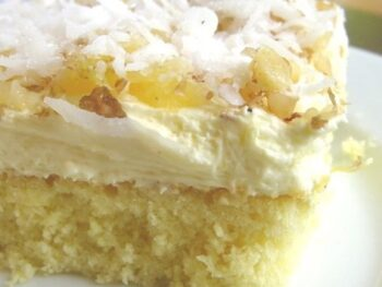 Yum Yum Sheet Cake