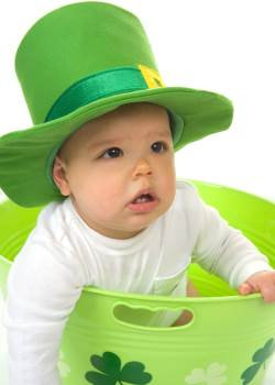 Popular Baby Boy Names in Ireland