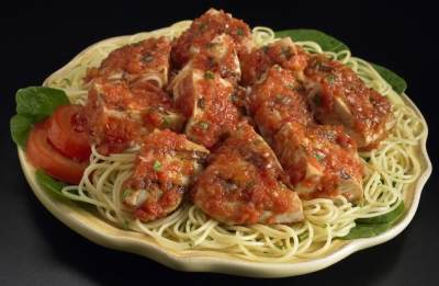 Itialian-Chicken-with-Pasta