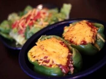 Latin Stuffed Peppers
