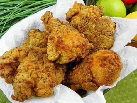 Mama Shirley's Main Dishes