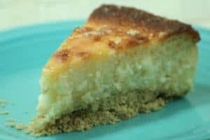 Mamas easy Cheesecake recipe