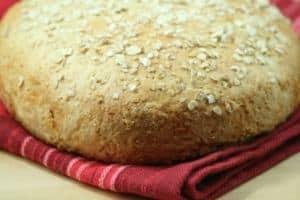 Mamas Honey Oatmeal Bread
