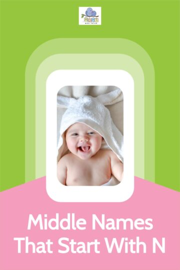 Cute baby — Baby Names That Start With N