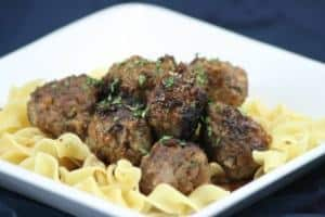Parsley Meatballs recipe