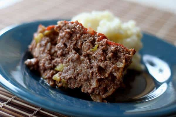 Moist and Zesty Meatloaf