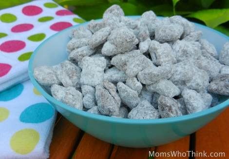 Moms Who Think Puppy Chow Recipe