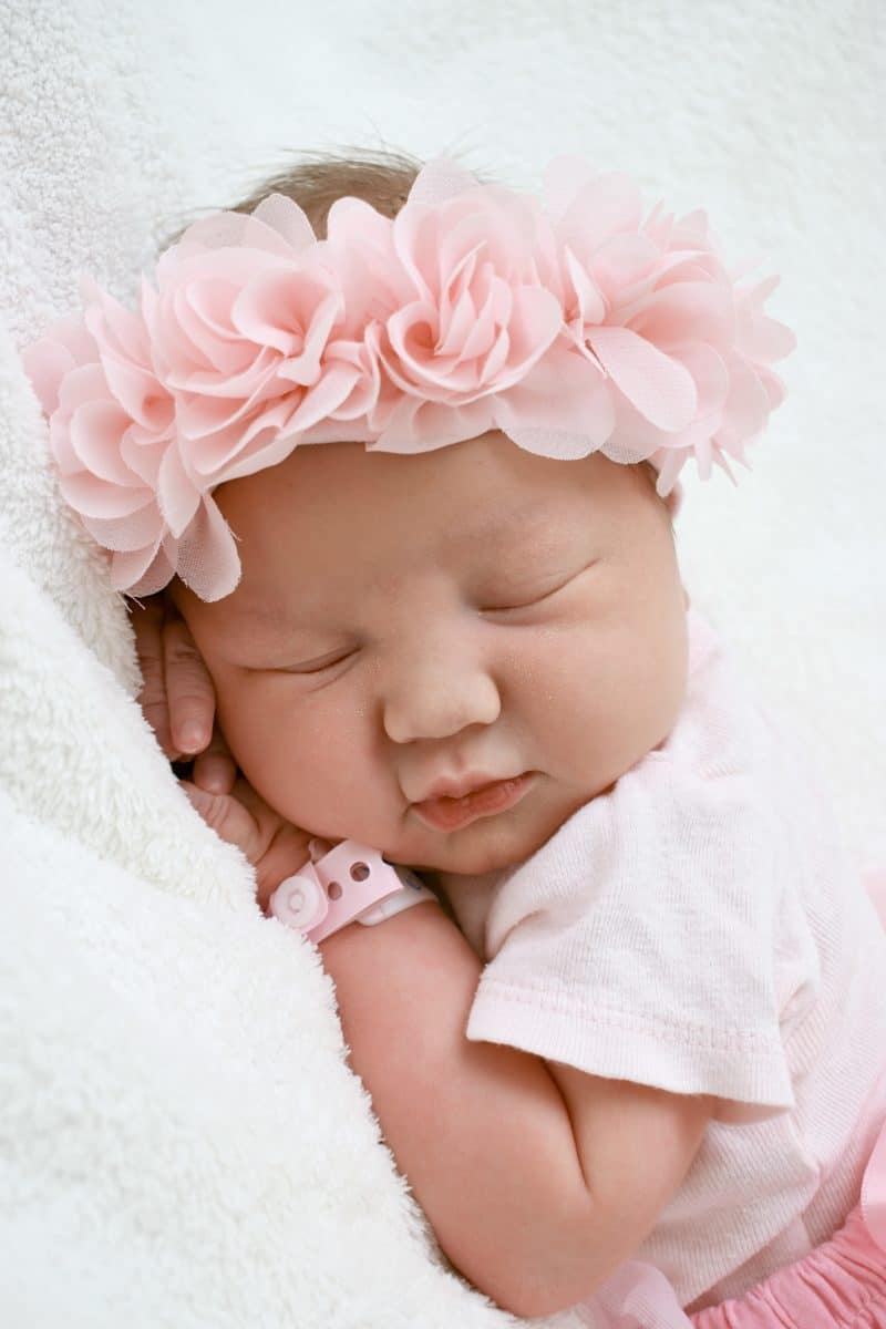 Most Popular Baby Names in 2004