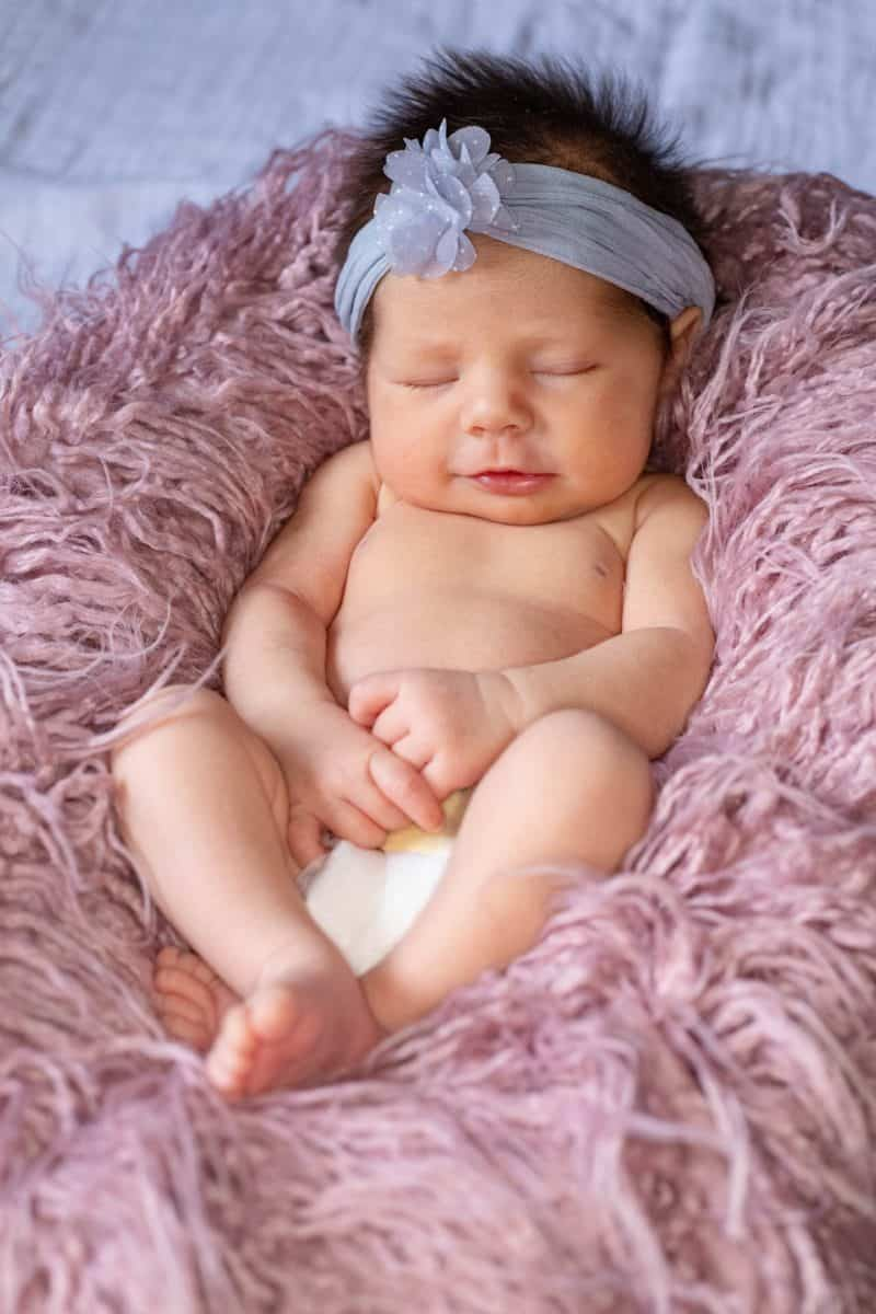 Most Popular Baby Names in 2008