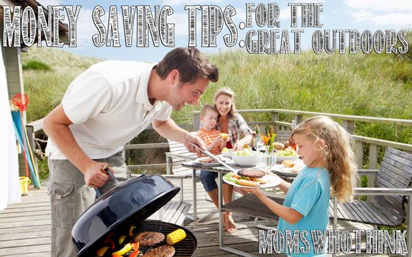 Money Saving Tips for the Great Outdoors