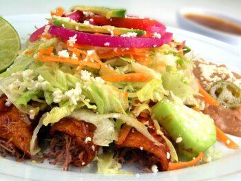 Oven enchilada recipe