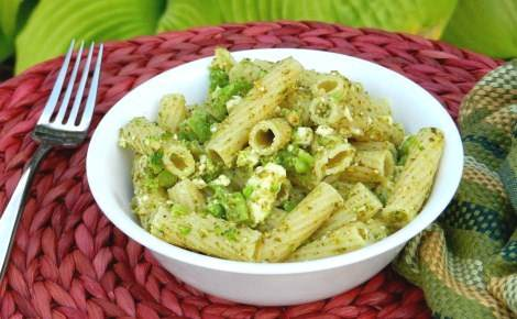 Pesto-Broccoli-Pasta