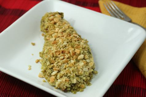 Pesto-Oven-Fried-Chicken-Recipe-2