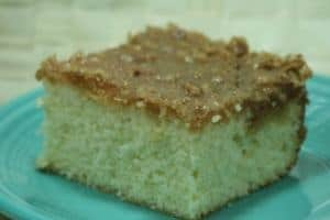Pig and Whistle Cake Recipe