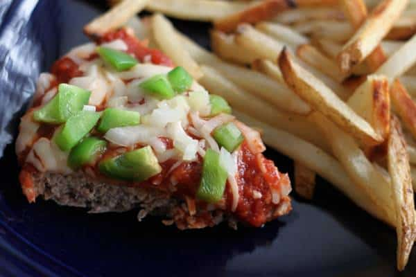 Pizza Style Chicken Meatloaf