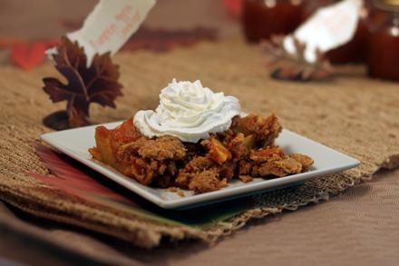 Pumpkin_Apple_Cobbler