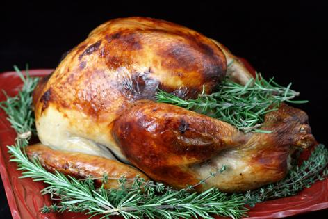 Roasted-Turkey-with-Bourbon-Butter-Glaze-1