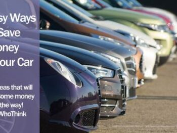 Save Money with your Car
