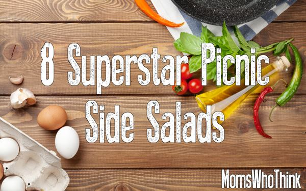 8 Superstar Picnic Sides