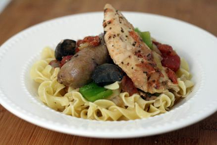 Slow-Cooker-Italian-Chicken-Dinner-1