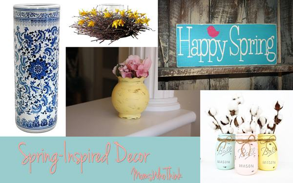 Think Spring! Decor