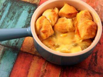 Super Quick Chicken Pot Pie