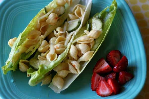 Healthy Sweet and Sour Seashells Recipe