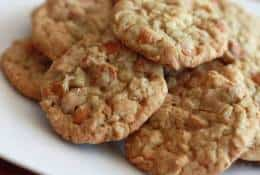 Coconut Butterscotch Chip Cookie Recipe