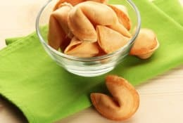 Fortune Cookie Recipe