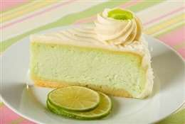 Key Lime Cheesecake