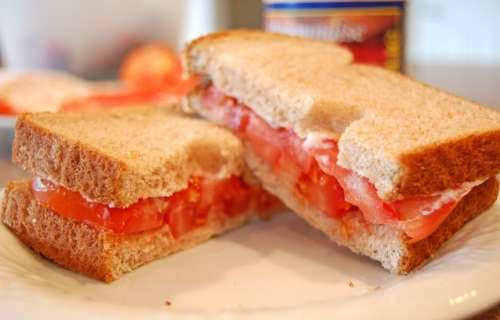 8 Simple Childhood Sandwiches