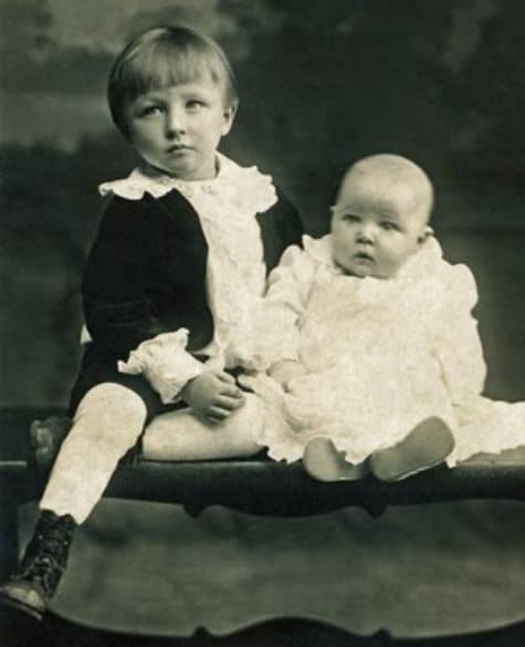 Baby Names 1910