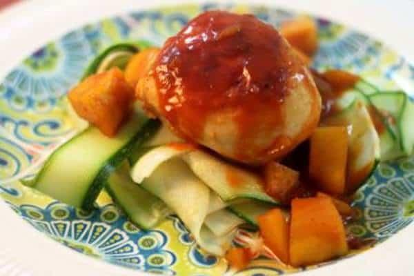 Triple Mango Chicken