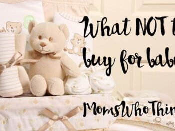 What Not to Buy
