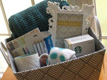 Winter Warmth Gift Basket