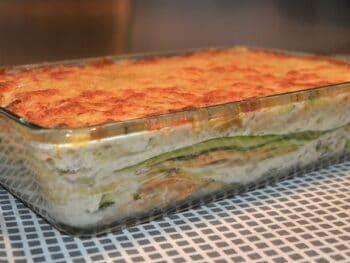 alfredo lasagna recipe