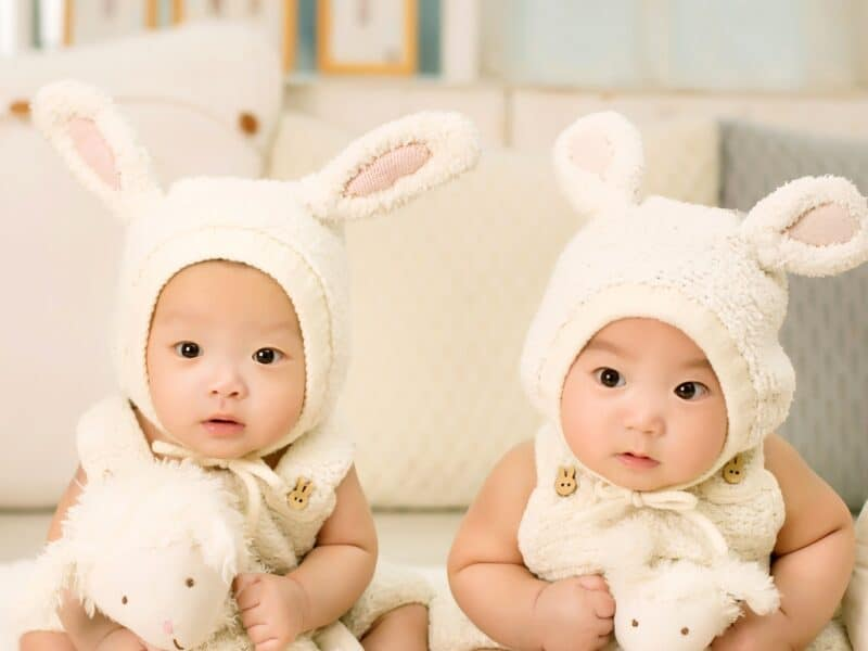 Popular Twin Baby Boy Names