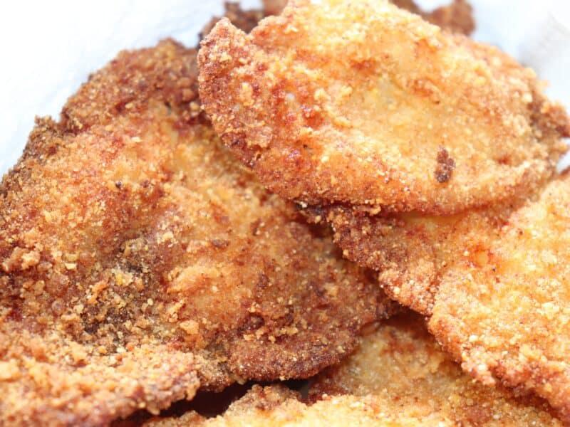 baked crispy chicken