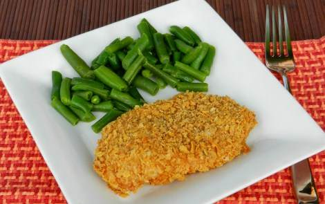 baked-crispy-chicken