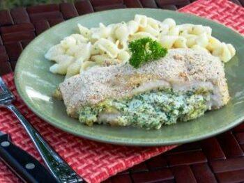 baked pesto chicken breast recipe