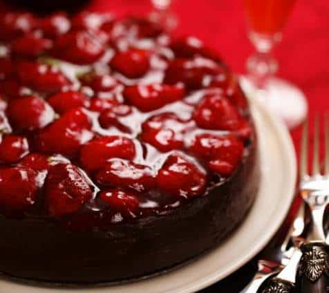 black-forest-cheesecake