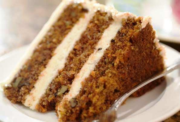 Glacage Carrot Cake Healthy