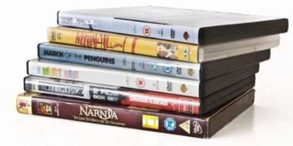 Where to Sell Your DVDs and Video Games