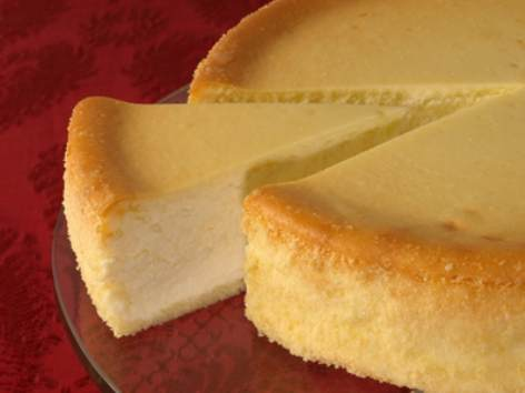 These are three of the most delectable New York Style Cheesecake ...